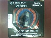 ORION 8GA, 1250W AMP WIRING KIT ZA-KIT8